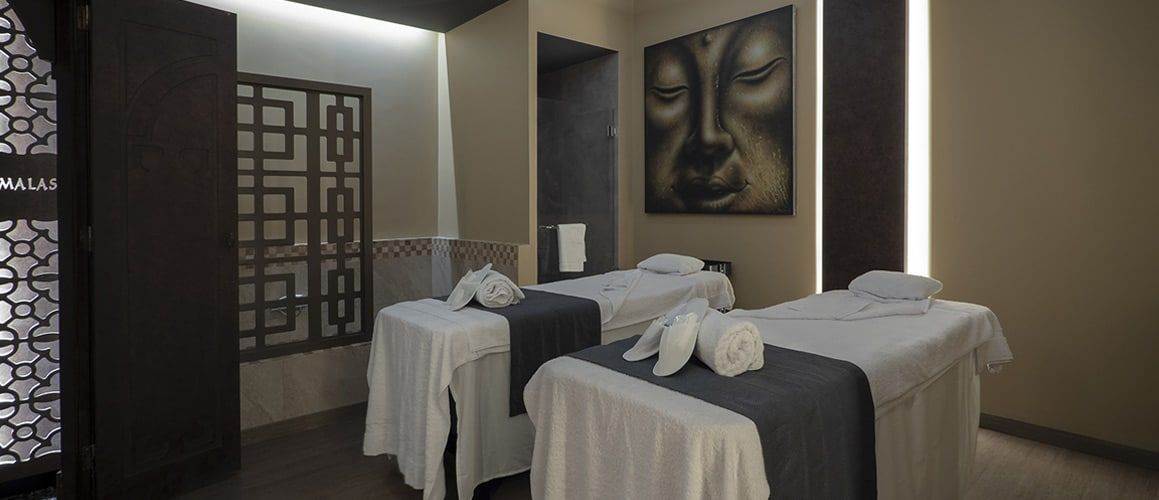wellness spa cabina doble