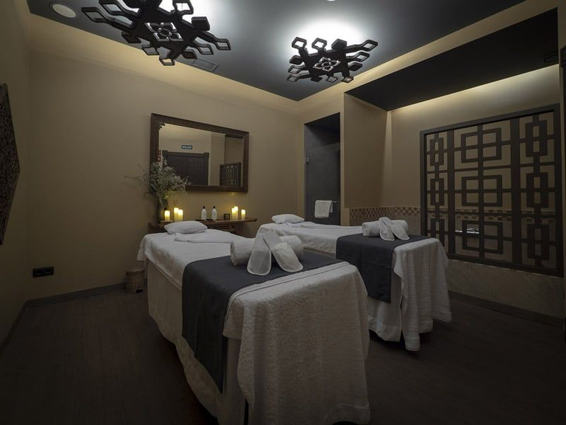 Double room of Slow Spa
