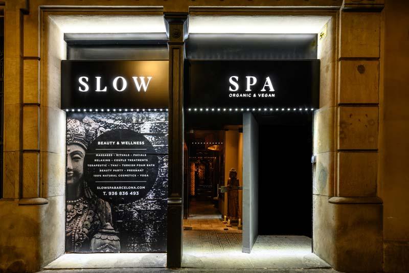 Centre de massatges a Barcelona