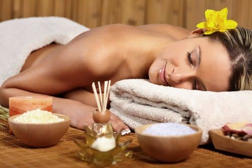 Asian Oasis Ritual - Promotions spa