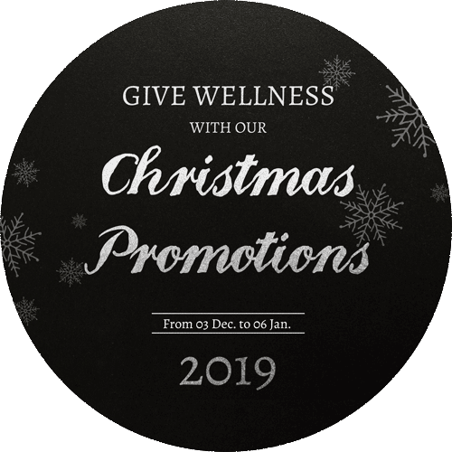 Christmas Promotions Spa in Barcelona