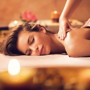 Promotion Holistic Massage