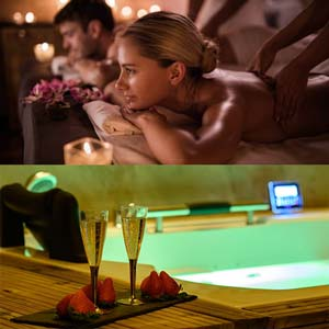 promotion spa Pack Romantic